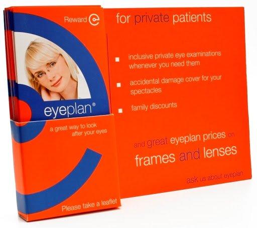 Eyeplan Essentials and Rewards